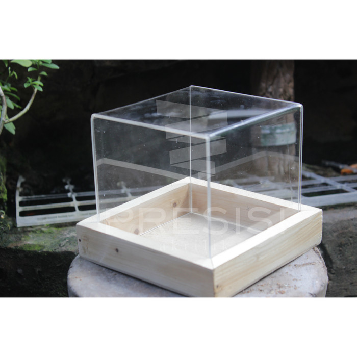 Jual Kotak Hantaranseserahan Akrilik 15 X 15 X 15cm Kota Yogyakarta Jogja Grafika Tokopedia