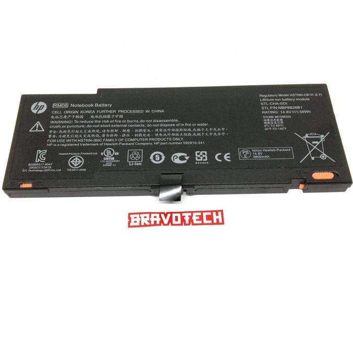 Jual Hp Laptop Battery Rm08 Envy 14 Series Hstnn I80c Hstnn Xb1s Kab Bekasi Bravotech Tokopedia