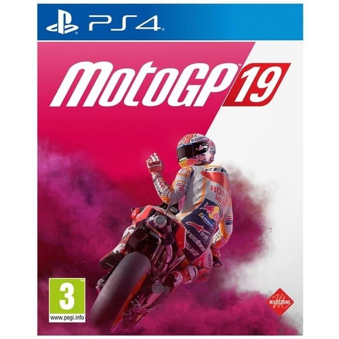 harga Game ps4 motogp 19 Tokopedia.com
