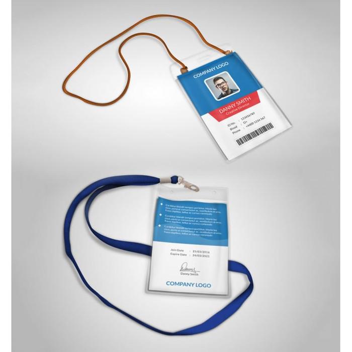 Foto Produk ID Card Tali Kur 10x13,5(Art Paper) dari LJP Mitra Solusi