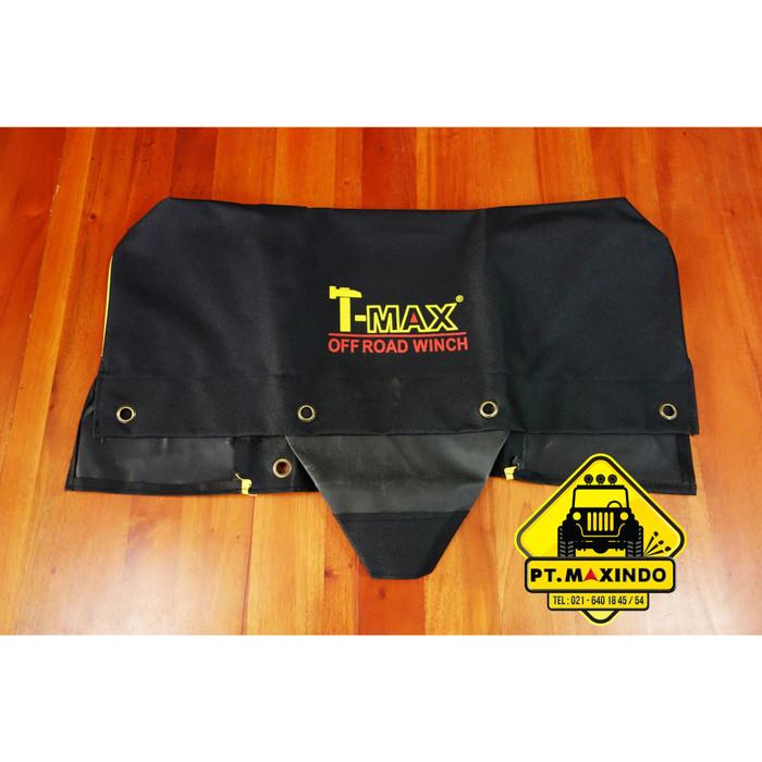 harga T-max winch cover untuk penutup winch yang terpasang di mobil Tokopedia.com