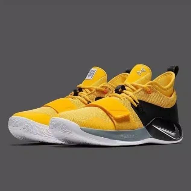 buy popular 7305f 98613 Jual Sepatu Olahraga Nike Paul George 2 Yellow Original import - Jakarta  Barat - KMC8 | Tokopedia