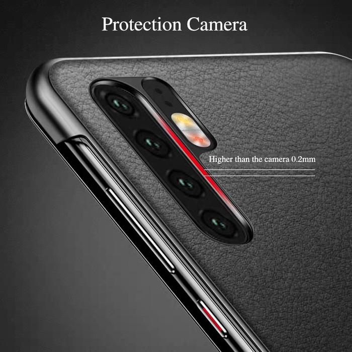 Foto Produk Premium Flip Cover Huawei P30 Pro Leather Mirror Case Autolock Casing dari rumah.gadget