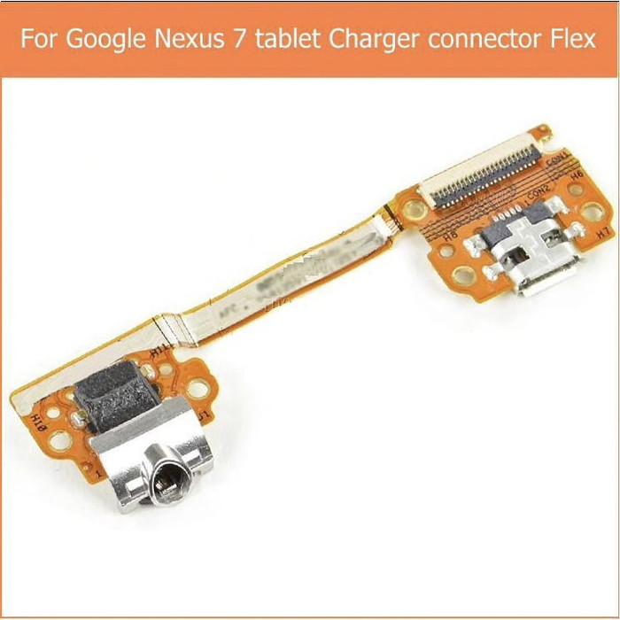 Foto Produk USB Konektor Fleksibel Charger port buat asus google nexus 7 gen 1 dari Toko Aisyah24