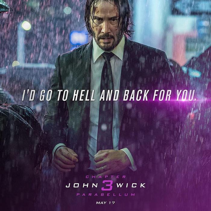 Jual kaset DVD Film John wick action Sub Indo lengkap kualitas blueray -  Kota Tangerang - Target77   Tokopedia