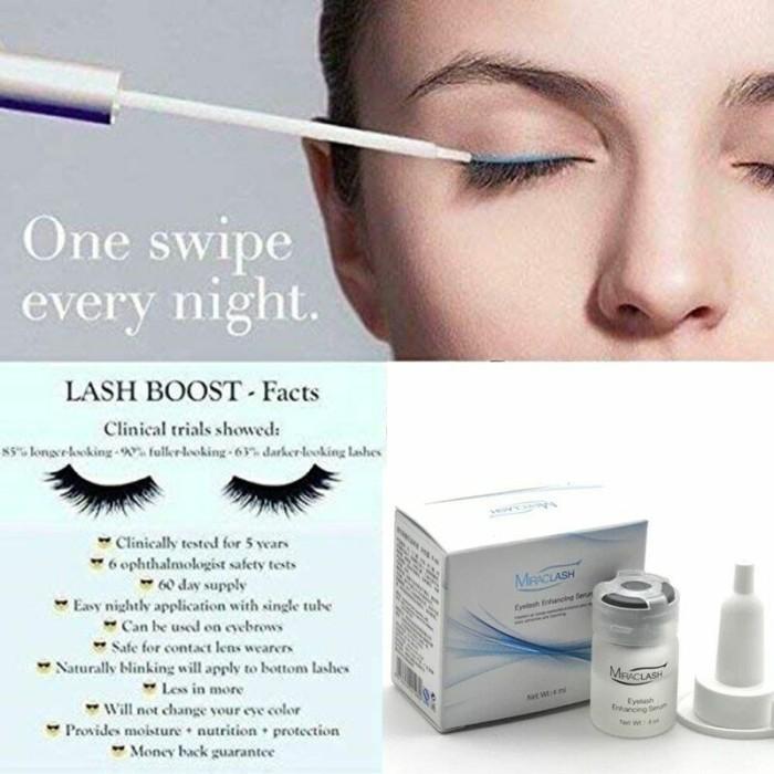 61ff4ea19a2 Jual 7 Days Eyelash Growth Eye Serum Eyelash Enhancer Longer Fuller ...