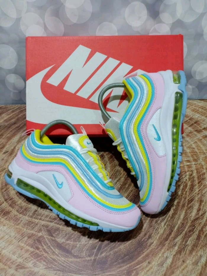 online store e6c1e 61b26 Jual Nike airmax 97 easter pink for women top product - Jakarta Selatan -  agungwibstore | Tokopedia