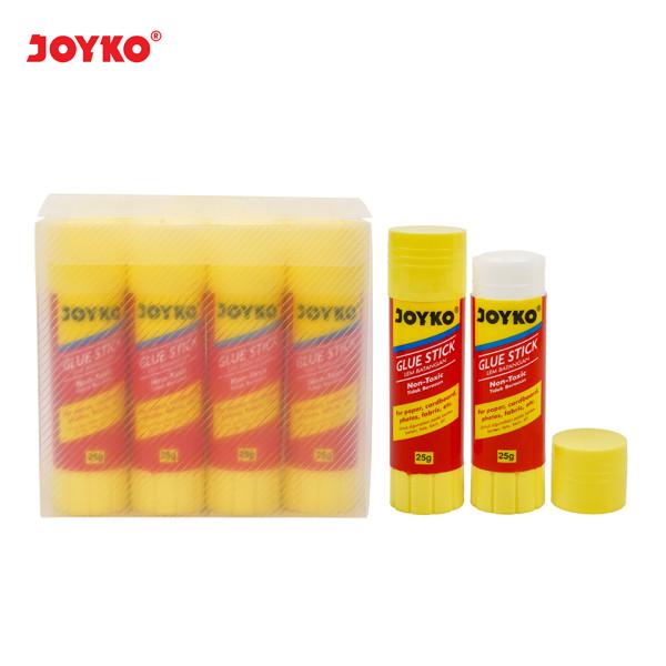 harga Glue stick / lem batang joyko gs-25 / 25gr / 1 box 12 pcs Tokopedia.com
