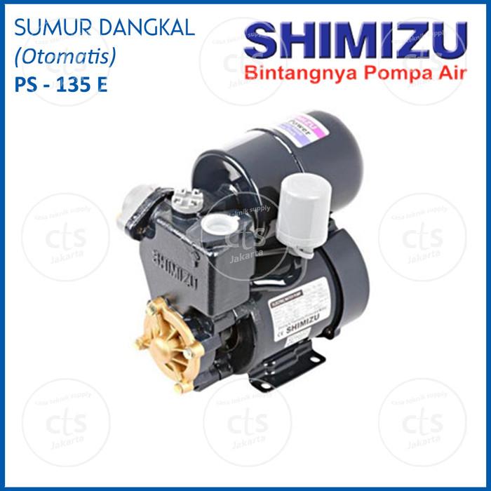 Jual Mesin Pompa Air Sumur Dangkal Shimizu PS 135 E ...