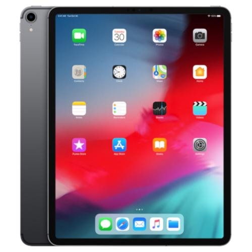 harga Apple ipad pro wi-fi 12.9  2018 [mtfl2pa/a] - 256gb - space gray Tokopedia.com
