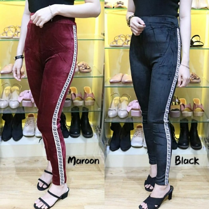 Jual Celana Legging Import Bc Legging Bludru Ff Bahan Bludru Goodq Jakarta Utara C R Collections Tokopedia