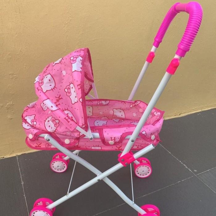 Foto Produk mainan stroller boneka ( TANPA BONEKA) dari mainanOK