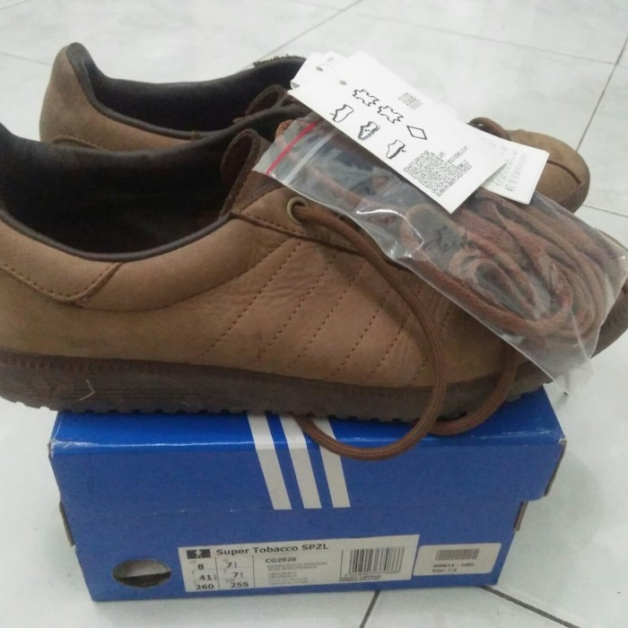 vitality Sure Cucumber  Jual adidas tobacco spezial - Cokelat, 41 - Jakarta Timur - Sruput manyun |  Tokopedia