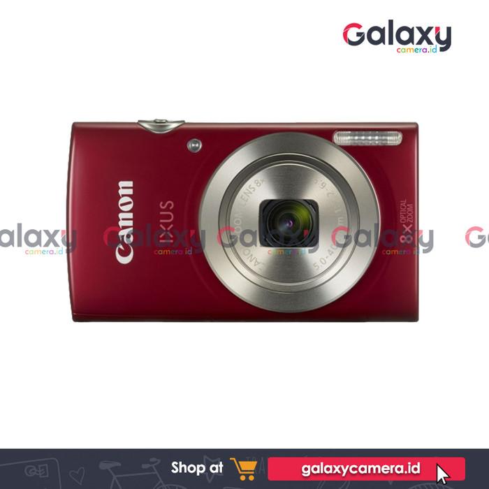 Foto Produk Canon IXUS 185 - Merah dari Galaxy Camera