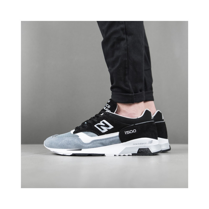 cheap for discount 458fb 3e317 Jual NEW BALANCE M 1500 PSK MADE IN ENGLAND (BLACK/BLUE) / RETAIL QUALITY -  DKI Jakarta - ISHSNEAKERS | Tokopedia
