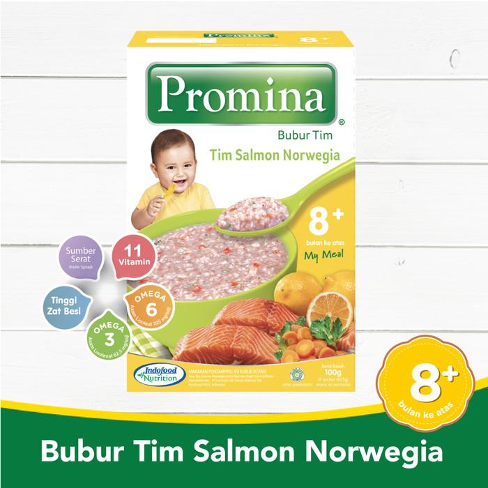 Foto Produk PROMINA BTI SALMON NORWEGIA BOX X 1 PCS dari Promina Official Store
