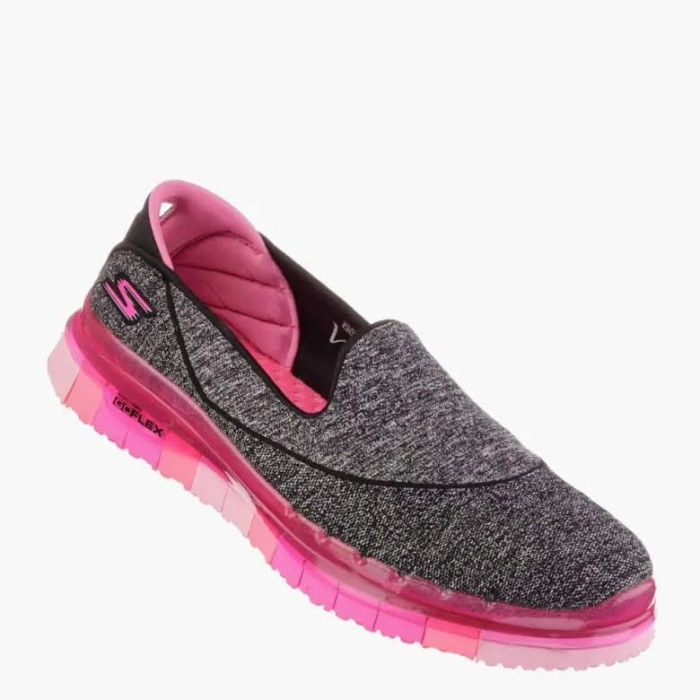 Jual SKECHERS GO FLEX Walk Muse Women's Sneakers Shoes Original Kota Tangerang Zidan original | Tokopedia