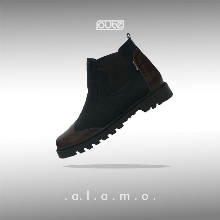 Foto Produk ALAMO CHELSEA BOOTS dari Routes Shoes