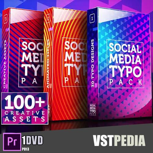 harga 100+ social media typo pack untuk premiere pro Tokopedia.com