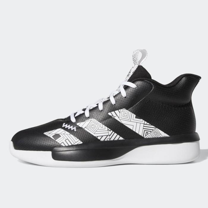 Jual Sepatu Basket Adidas Pro Next 2019 Core Black Original G54444 Kota Bandung Ncr Sport OS | Tokopedia
