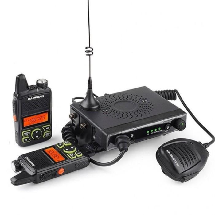 Jual BAOFENG BF-T1 MINI One BF-9100 Walkie Talkie 15W 20 Channels 2 Radio -  DKI Jakarta - LOBAJET | Tokopedia