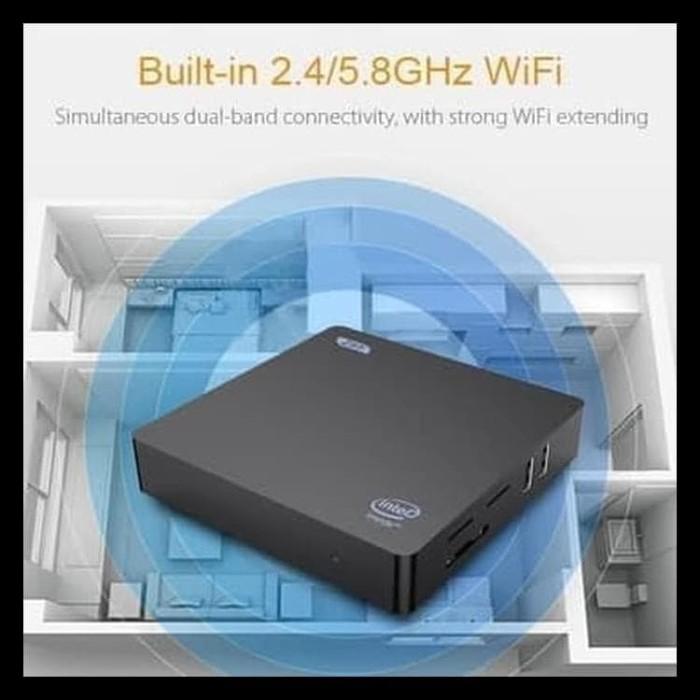 Jual Mini PC Beelink 4/64GB Z85 Z83V Intel X5 z8350 Windows 10 Minipc - DKI  Jakarta - vianshop23 | Tokopedia