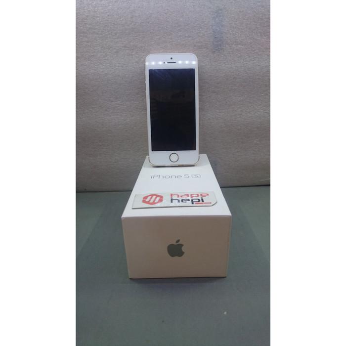 Foto Produk apple iPhone 5s 16GB bekas Garansi inter dari Hape Hepi