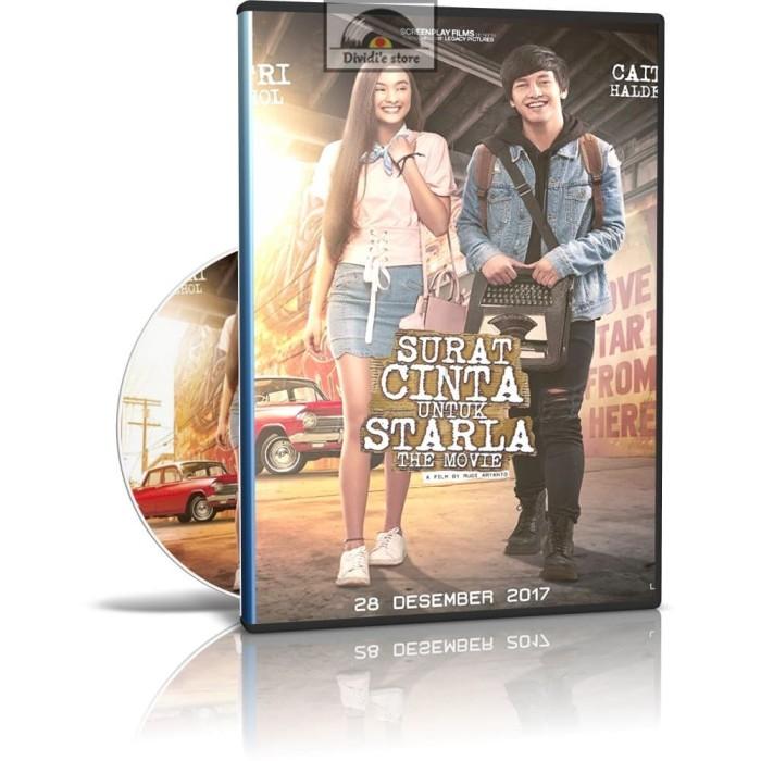 Jual Dvd Film Surat Cinta Untuk Starla The Movie Kab Deli Serdang Dividie Store Tokopedia