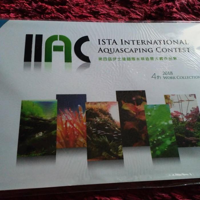 Jual Ista International Aquascaping Contest 2018 Kab Karawang Zerropets Shop Indonesia Tokopedia