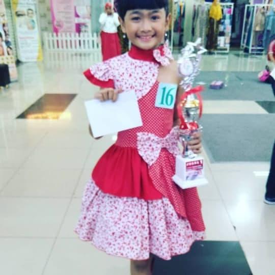Jual Baju Anak Fashion Show Casual Trendy Merah Putiih Jakarta Pusat Susanviena Tokopedia