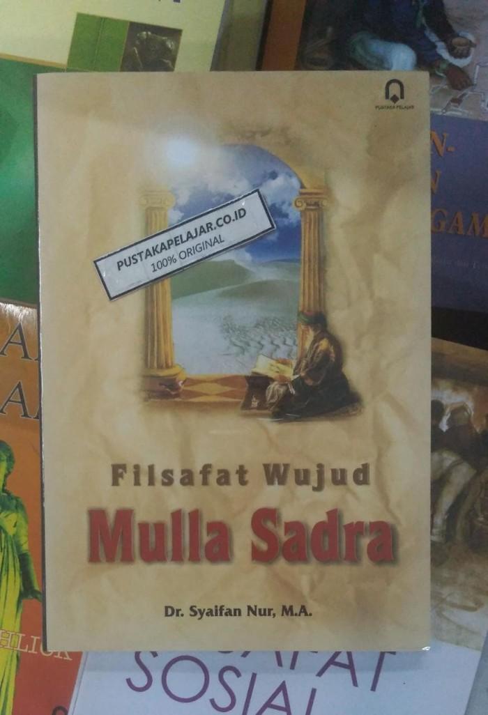 Foto Produk Buku Original Filsafat Wujud Mulla Sadra-Syaifan Nur-Pustaka Pelajar dari Pustaka Pelajar Official