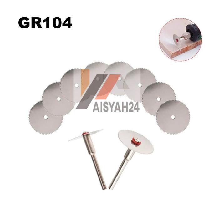 Foto Produk Mata Gerinda Potong Kayu untuk Mini Grinder ukuran 25mm dari Toko Aisyah24