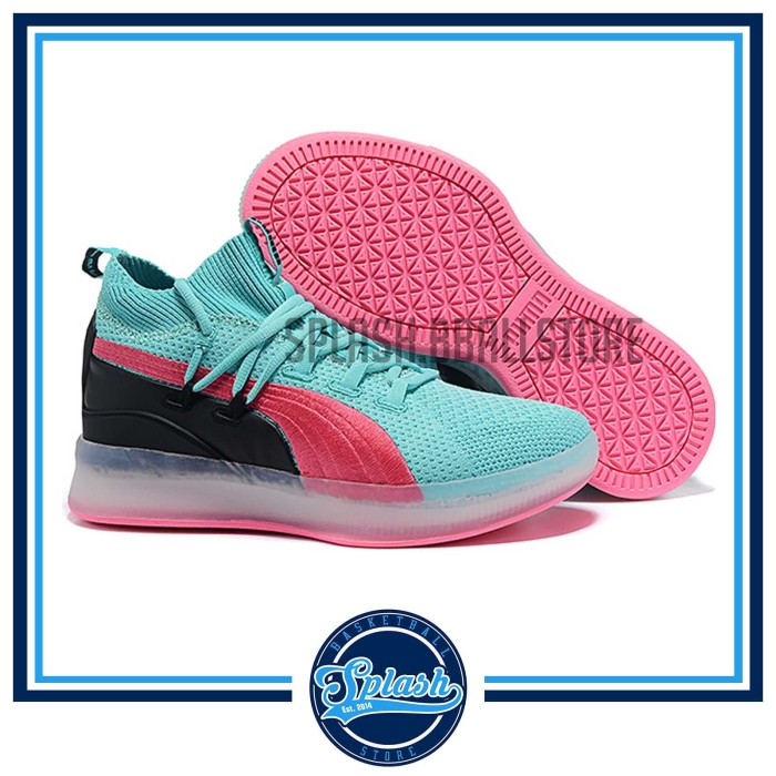 newest 92251 6bb6f Jual Puma Clyde Court Disrupt OCEAN DRIVE - Kota Batam - Splash Basketball  Store | Tokopedia