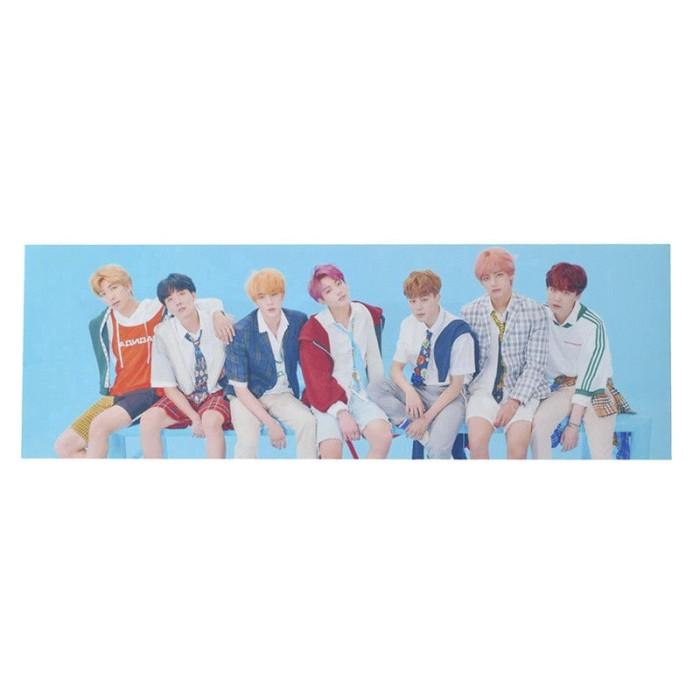 Jual KPOP BTS Support Banner SUGA Bangtan Boys V Jin Slogan Concert Streame  - Jakarta Barat - Nineteen Toserba | Tokopedia