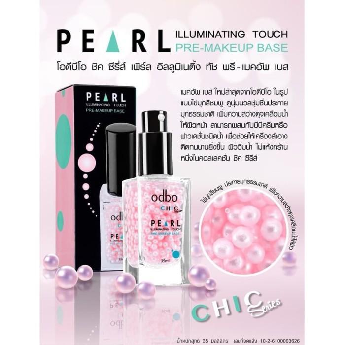 b4567698810 Jual ODBO Chic Series Pearl Illuminating #OD426 Thailand Primer Base Makeup  - Jakarta Barat - Proper Beauty | Tokopedia
