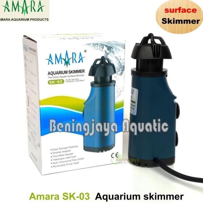 Jual Terbaik Amara Sk 03 Surface Skimmer Untuk Aquarium Dan Aquascape Jakarta Selatan Dila Mandie Tokopedia