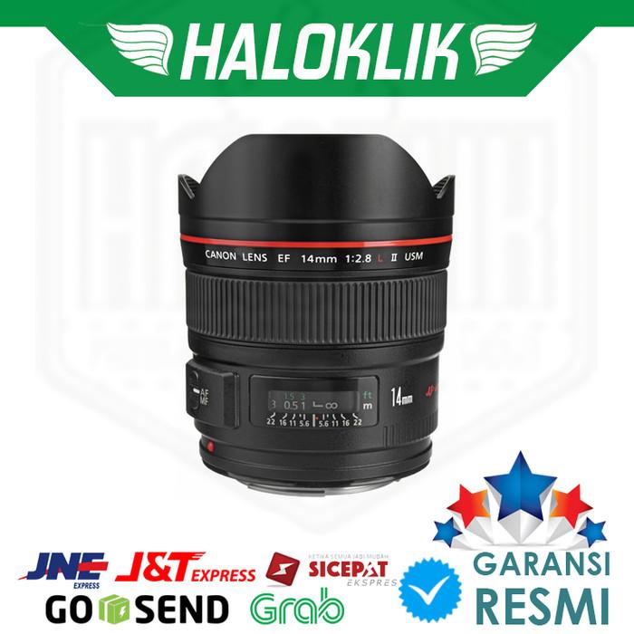 harga Canon ef 14mm f/2.8l ii usm (ds) Tokopedia.com