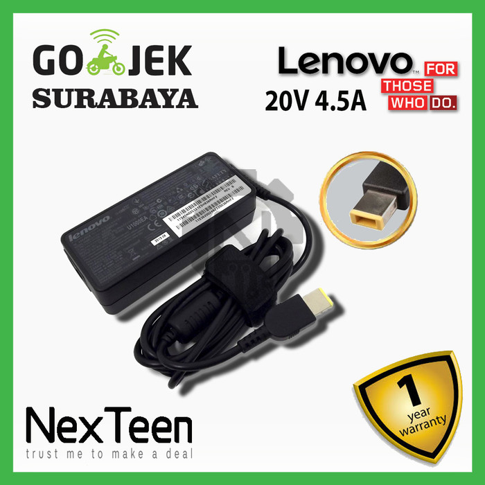 harga Adaptor charger original laptop lenovo 20v 4.5a ideapad b490 flex 14 Tokopedia.com