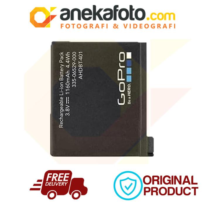 harga Gopro baterai ahd bt 401 black Tokopedia.com