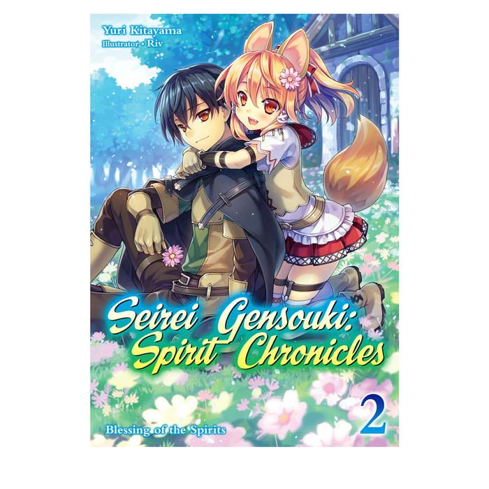 Jual Seirei Gensouki: Spirit Chronicles, (Light Novel) - (E-Book Bundle) -  Jakarta Selatan - KyraAltair's Gameshop | Tokopedia