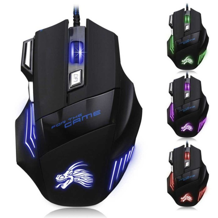 Yxlm Gaming Mouse