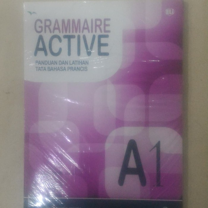 harga Grammaire active panduan dan latihan tata bahasa perancis Tokopedia.com