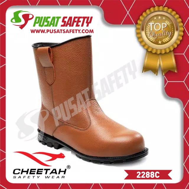 Foto Produk Sepatu Kerja Safety Cheetah 2288C - 6 dari Pusat Safety Online