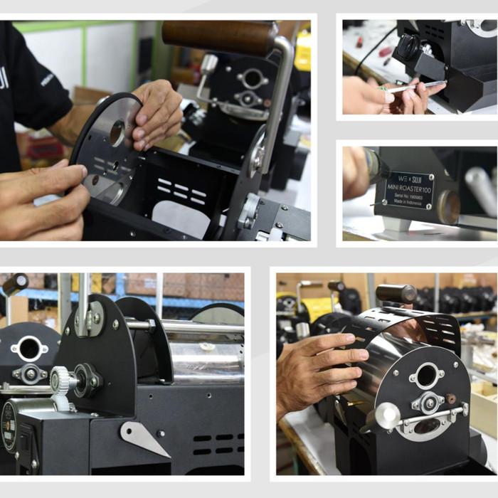 Jual WE x SUJI Mini Roaster 100 - Kota Tangerang - Wiliam Edison Coffee Lab  | Tokopedia