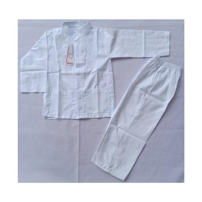 Foto Produk Setelan Baju koko anak - 9-12 Bulan dari Syaraaswordrobe