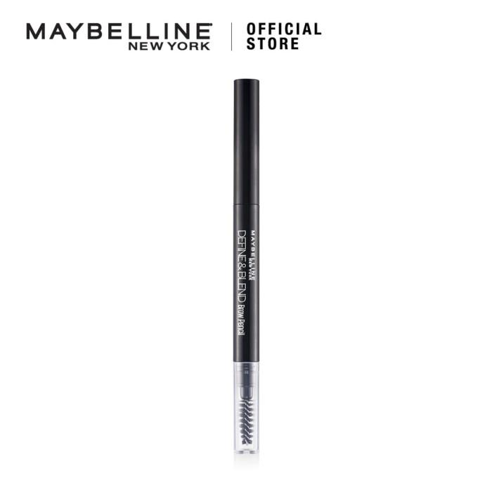 Foto Produk Maybelline Define And Blend Mechanic Eyebrow Pencil - Grey Brown dari Maybelline Official Shop