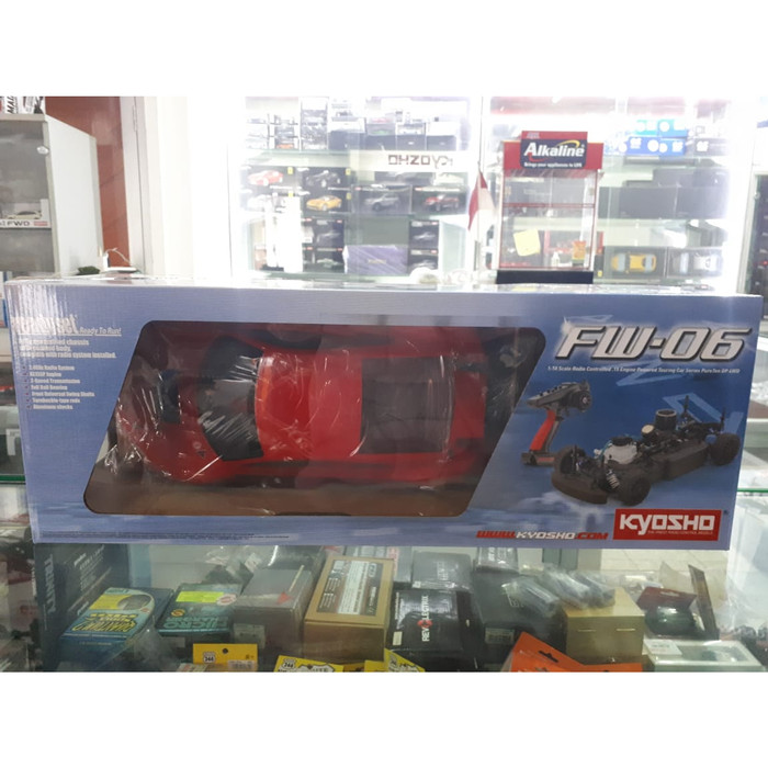 Jual Kyosho RC 15 GP Touring Car Series PureTen GP 4WD FW