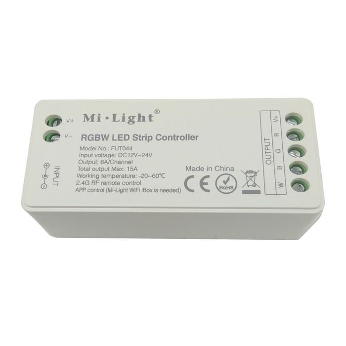 Jual Milight FUT044 Smart APP RGBW LED Strip Controller Max 15A Lampu Hias  - Jakarta Pusat - toko herbal pedia | Tokopedia
