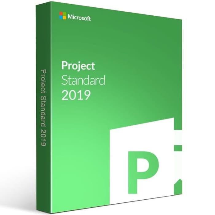 Jual Microsoft Project Standard 2019 076 05772 Kota Surabaya Zata Comp Tokopedia