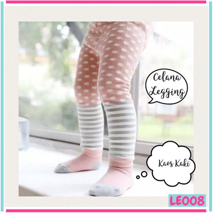 Jual Celana Legging Kaos Kaki Pink Le008 Jakarta Timur Ourbabiestuff Tokopedia